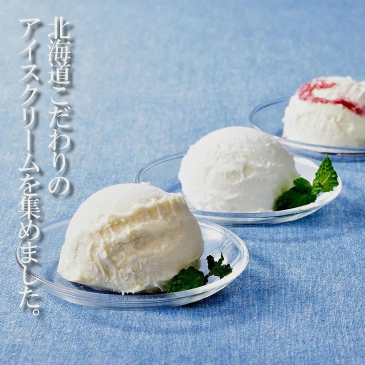 北海道ご当地アイスギフト7個(7種×1個)セット 【送料無料】 [HIC-7]