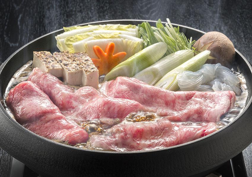 大金畜産 3種の北海道産和牛 リブロースすき焼食べ比べセット【送料無料】【ギフトセット】【詰め合わせ】【北海道】【すき焼き】