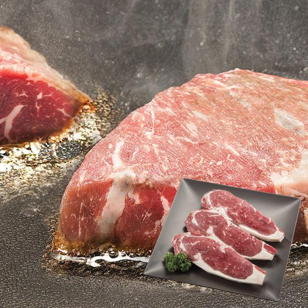 大金畜産 熟成牛 サーロインステーキ用 510g【送料無料】