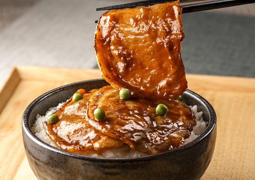 オリエンタルフーズ 豚丼の具(醤油味) 8食セット【送料無料】