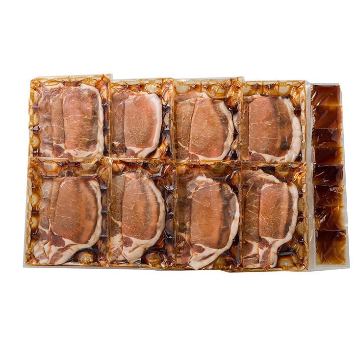 オリエンタルフーズ 豚丼の具(醤油味) 8食セット【送料無料】【ギフトセット】【詰め合わせ】【北海道】