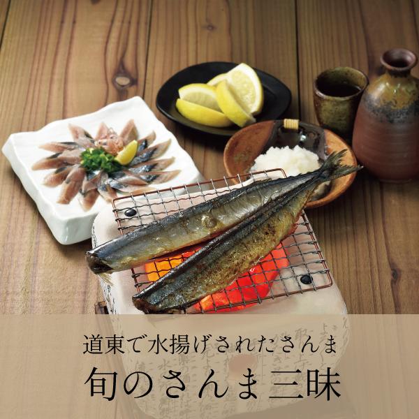 キョクイチ 旬のさんま三昧【送料無料】