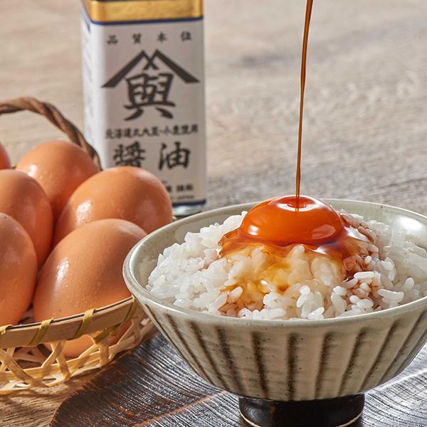 きなうすファーム 卵かけごはんギフトボックス【送料無料】【ギフトセット】【詰め合わせ】【北海道】
