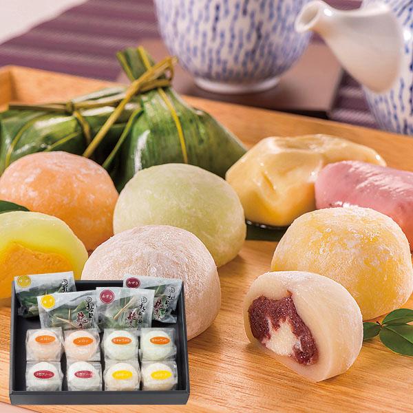 クリーム大福&麩饅頭セット