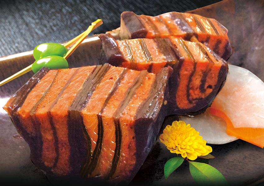 榮屋 紅鮭重ね巻ハーフ4点セット【送料無料】【ギフトセット】【詰め合わせ】【北海道】