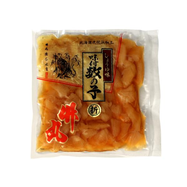 竹丸渋谷水産 味付け数の子 折 500g【送料無料】【訳あり】【北海道】