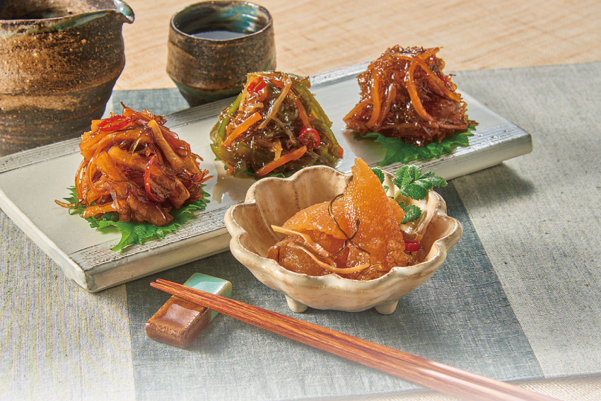 竹田食品 松前4点セット【送料無料】