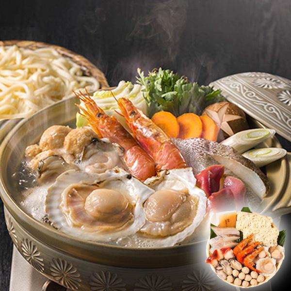 貝鮮塩麹鍋