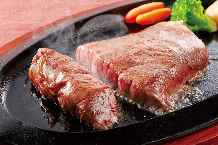 ふらの和牛 ももステーキ 480g