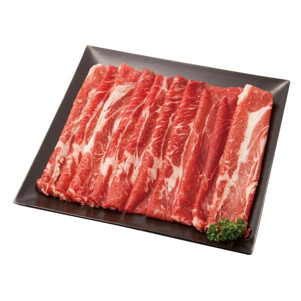 北海道産あまに牛 肩ロースすき焼用