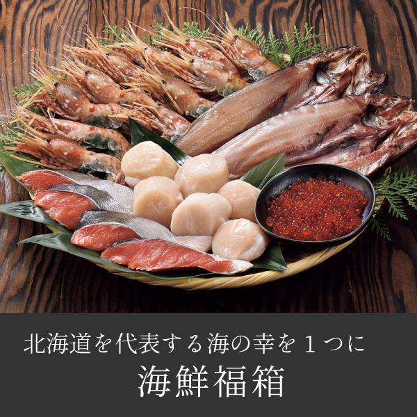 カネサン佐藤水産 海鮮福箱【送料無料】