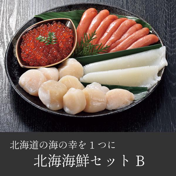 カネサン佐藤水産 北海海鮮セット(B)【送料無料】