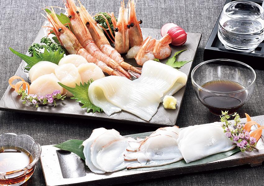 トナミ食品 北のお刺身セット【送料無料】
